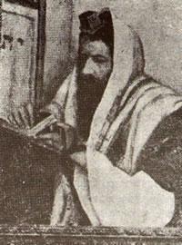 """Rabbi Dov Zev (""""Bere Volf"""") Kozevnikov"""