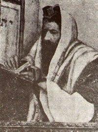 """Rav Dov Zev (""""Bere Volf"""") Kozevnikov"""