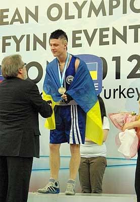 Победитель турнира в Трабзоне Павел Ищенко