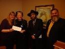 Grant Award Ceremony April 24, 2012