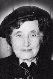 Rebbetzin Chana Schneerson (1880–1964)