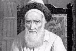 "Rabbi Mena'hem Mendel Schneersohn, le ""Tsema'h Tsedek"" (1789-1866)"