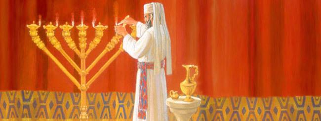 Artigos: A Menorá do Templo Sagrado