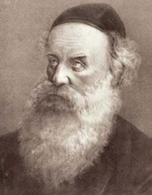 Rabbi Schneur Zalman of Liadi (1745-1812)