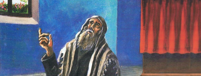 Chassidic Stories: Morning Prayers and Torn Shoes