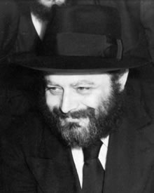 The Rebbe (Early 1950's)