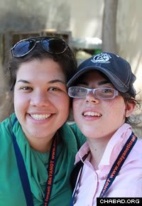 Birthright Israel trips for the Friendship Circle feature itineraries tailored to address each individual's abilities.