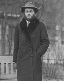 The Rebbe (Circa 1927)