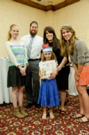 Chabad Hebrew School Graduation 2012