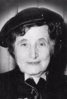 La Rabbanit 'Hanna Schneerson (1880-1964)