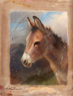 ציורו של וולטר הונט