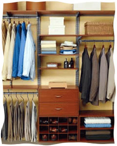 Organizing Your Clothes And Closets