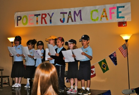 Poetry Jam 1st 2nd