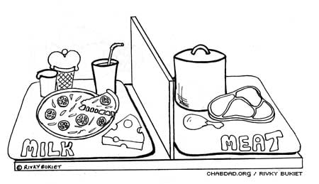 Mishpatim coloring pages family parshah parshah for Why have a kosher kitchen
