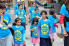 Jewish Families Walk in Solidarity for Children With Special Needs