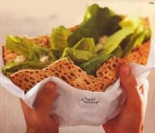Korech Sandwich