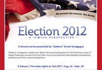 New Course: Election 2012