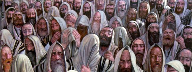 why separate men and women in the synagogue