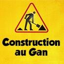 Construction au Gan