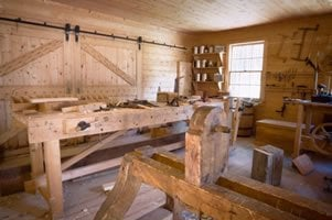 Joseph's workshop.