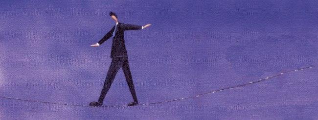 Nos chroniqueurs sur la Paracha: Sur la corde raide de la vie