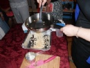 Sept. 2012 - Pre-Rosh  Hashana Cooking Workshop with Bitayavon Magazine