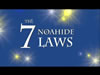 The Seven Noahide Laws