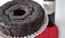 Zee's Chocolate Wine Cake