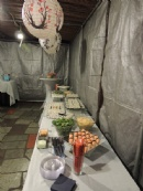 Sushi & Scotch in the Sukkah 5773