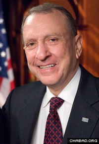 Arlen Specter was Pennsylvania's longest serving senator in Washington, D.C.