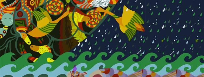 Nos chroniqueurs sur la Paracha: Les fils de Noé