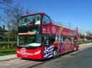 Athènes en bus touristique