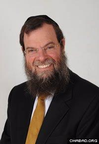 Rabbi Yossy Goldman