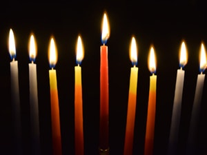 Community Menorah Lighting
