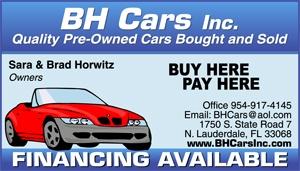 BH Shul ad Horwitz BH Cars.jpg