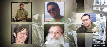 Friends and family remember five who were killed during the past week.