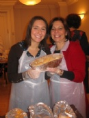 Supper and Learn 2012-12-04 (Chalah & Donut Making)