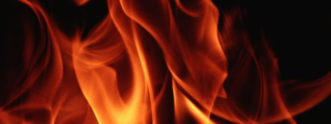 Gedanken: Feuer für Asche
