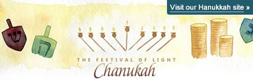 Explore our Hanukkah Site