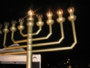 Hampstead's Public Menorah Lighting 5773-2012