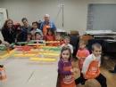 Menorah Building Workshop at The Home Depot