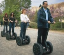 Athens with a Segway or a Tikke bike