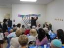 Chanukah Party at Chabad  2012