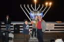 Chanukah on the Pier 2012