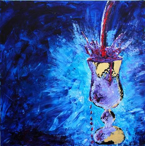 Art by Yitzchok Moully