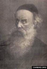 Rabbi Schneur Zalman of Liadi (Photo: Agudas Chasidei Chabad Library/Lubavitch Archives)