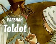 This Week's Torah Portion: Toldot