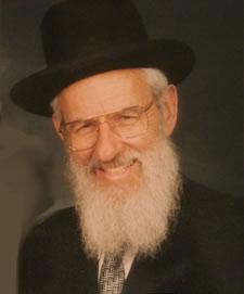 Rabbi Abraham B. Hecht, of blessed memory