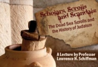 Scholars, Scrolls and Scandals