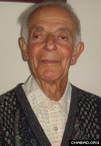 Ezriel Waldman